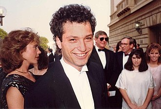 Howie Mandel - Mandel at the 39th Emmy Awards in 1987