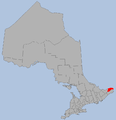 Hrabstwo Prescot and Russel Ontario.png