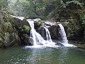 Huanglong Lake Waterfall in Mt. Lushan.jpg
