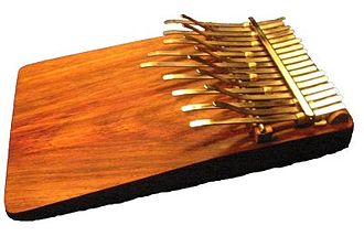 Andrew Tracey - The Hugh Tracey Karimba, made by African Musical Instruments.