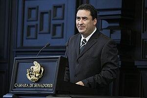 Humberto Aguilar Coronado - Image: Humberto Aguilar Coronado 1