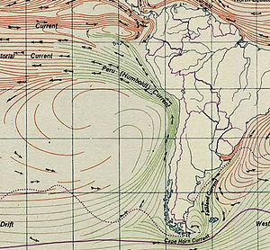 Fishing in Chile - Humboldt Current