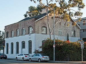 Cypress Park, Los Angeles - The Huron Substation