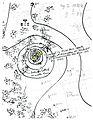 Hurricane Three surface analysis 1944.jpg