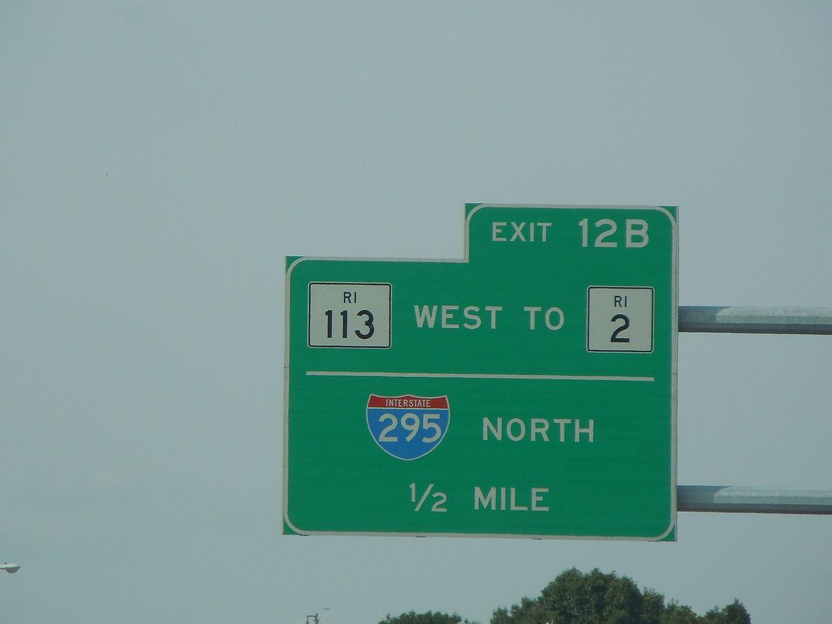 Natick To Rhode Island