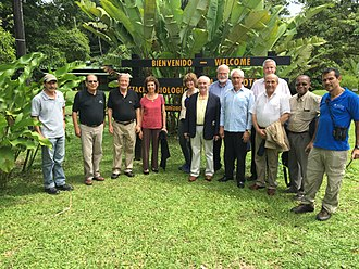 InterAmerican Network of Academies of Sciences - Image: IANAS Executive Committee