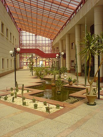 Institute for Advanced Studies in Basic Sciences - Physics department interior