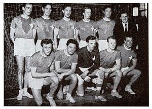 IFK Kristianstad - The 1952–53 Swedish Championship-winning IFK Kristianstad squad