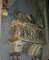 IMG 5256 - Milano - Tomba di Azzone Visconti in san Gottardo in Corte - Foto Giovanni Dall'Orto - 17-feb-2007.jpg
