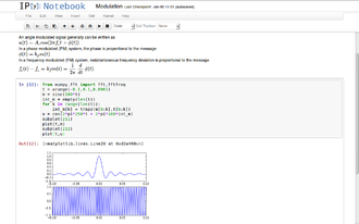 IPython - IPython Notebook interface