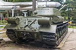 IS-2 back in Museum of technique 2016-08-16.JPG