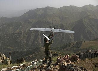 Miniature UAV - Bayraktar Mini UAV of the Turkish Land Forces