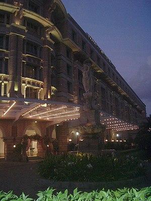 ITC Hotels - ITC Grand Maratha Hotel, Mumbai