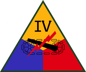 XX Corps (United States) - Image: IV Armored Corps