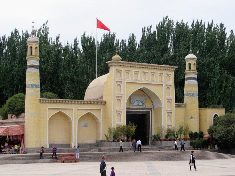 Id Kah Mosque (39712811190)