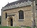 Iffley church, south door - geograph.org.uk - 735562.jpg