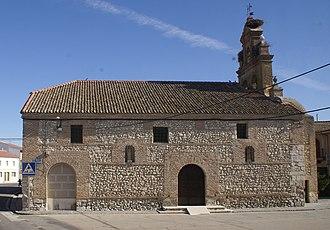 Sanchonuño - Iglesia parroquial de Santo Tomás, built in the 16th century.