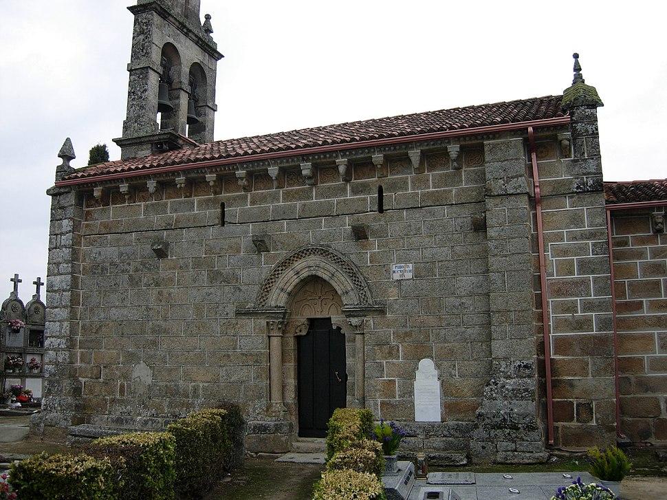 Iglesia de Santa María de Feá