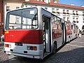Ikarus 280 in Kraków - rear.jpg