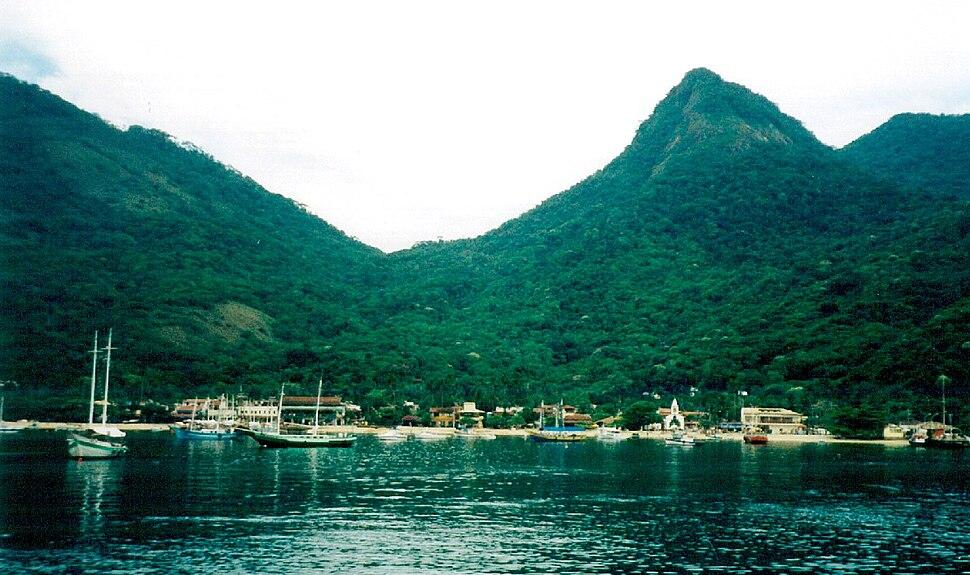 Ilha Grande Abraao