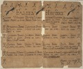 Illustrated family record (Fraktur) found in Revolutionary War Pension and Bounty-Land-Warrant Application File... - NARA - 300180.tif