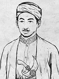 Ilustrasi Raden Patah