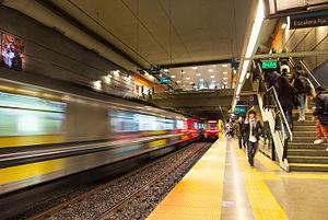 San José de Flores (Buenos Aires Underground) - Image: Img 8045 opcion b modif