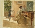 In the Drawing-room at Haiko (Albert Edelfelt) - Nationalmuseum - 19582.tif