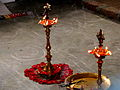 India - Sights & Culture - Ceremonial Lamps - 09-07-24 (4038858823).jpg
