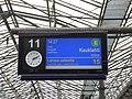 Information displays at Helsinki Central railway station 02.jpg