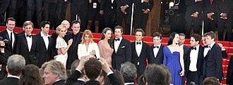 Inglourious Basterds - Cast and crew at the 2009 Cannes Film Festival