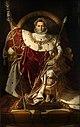 Ingres, Napoleone I sul trono imperiale (1806).jpg