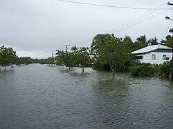 Innisfail floods1