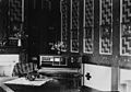 Inside Apirana Ngata's house in Waiomatatini, c. 1910.jpg