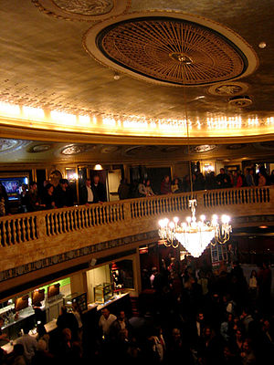 Ed Mirvish Theatre - Lobby of the Mirvish Theatre