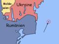 Insula Serpilor map german.png