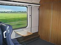 Intercity-Zug • Platz für Rollstühle mit Steckdose.JPG