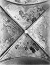 interieur, gewelfschildering in de noord zijbeuk - bolsward - 20037478 - rce