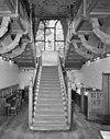 interieur, overzicht trap naar verdieping - molenhoek - 20002575 - rce
