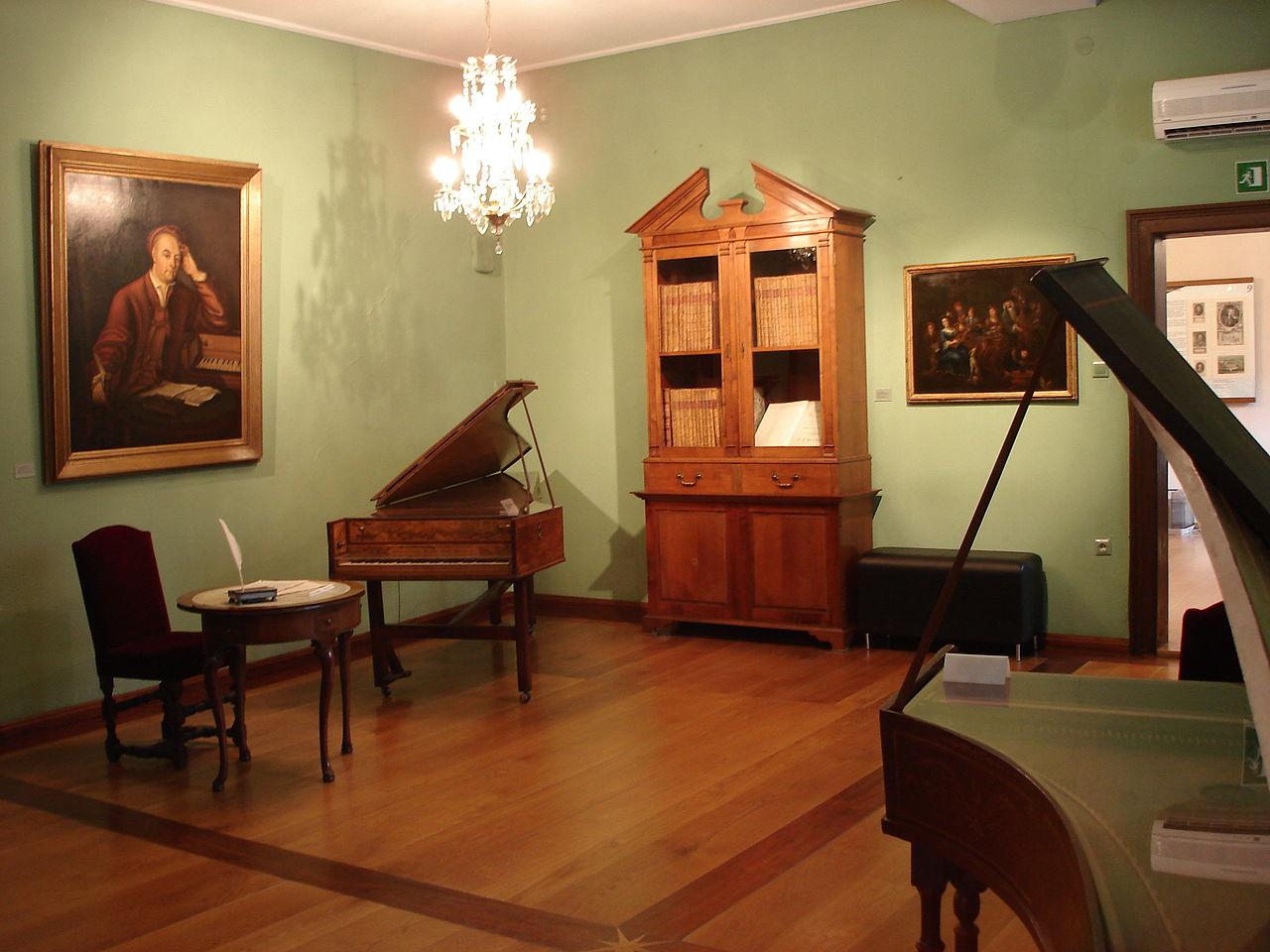 File Interior De La Casa De Haendel Jpg Wikimedia Commons