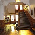 Interior of Allegany County Courthouse Stairway (25181520264).jpg