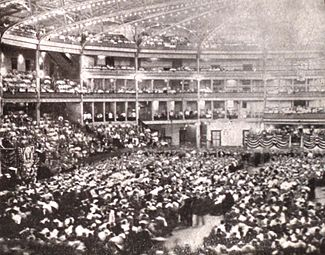 Madison square garden 1890 wikipedia - How old is madison square garden ...