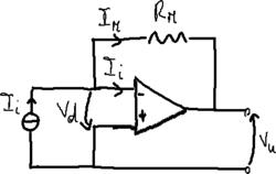 Inverting transresistance amplifier.png