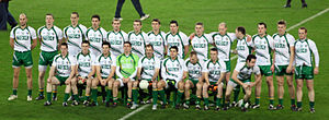 Ireland international rules football team - Ireland squad, 2010 International Rules Series