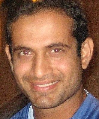 Pathans of Gujarat - Indian cricketer Irfan Pathan