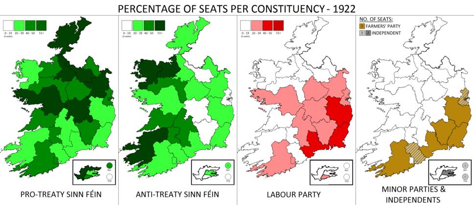 Irish general election 1922