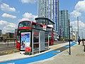 IslandBusStop-CycleSuperhighwayStratford-London-P1300681.JPG