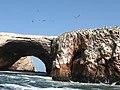 Islas Ballestas, Paracas National Reserve, Peru - panoramio - Colin W.jpg