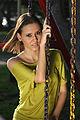 Iva Grijalva Pashova in yellow 07.jpg