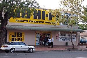 JB Hi-Fi - JB Hi-Fi store in Wagga Wagga
